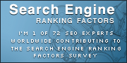 Search Engine Ranking Factors Contributor